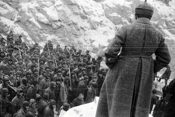 А. Родченко, Беломорканал, 1933