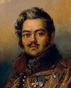 Портрет работы Дж. Доу, не позднее 1828