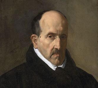 Портрет работы Д. Веласкеса, 1622