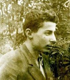 П. М. Грушко, Пушкино, 1945